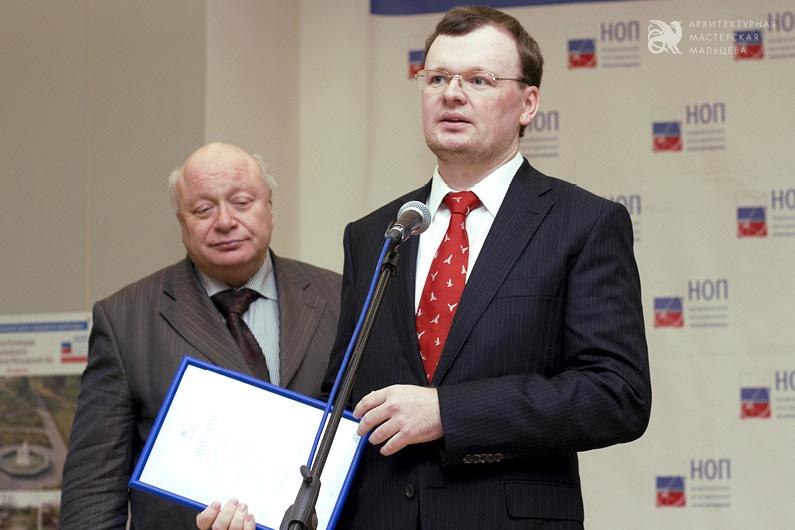 Архитектор Станислав Фридрихович Мальцев